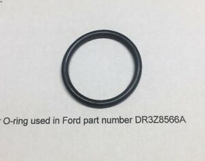 Ford O-ring For Part DR3Z8566A T-Connector   -Coolant Leak Fix Repair F-150