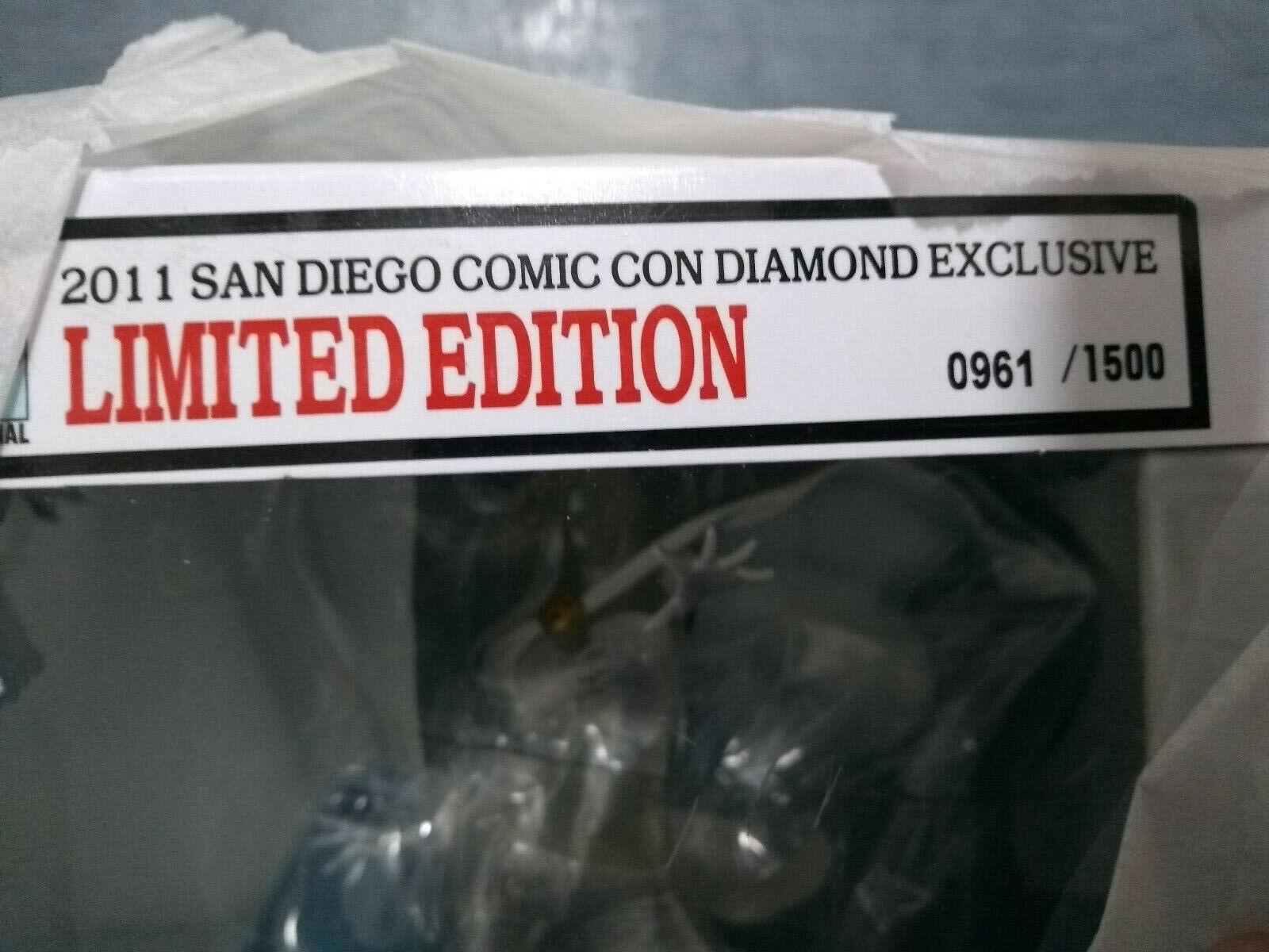 Bishoujo Kotobukiya EMMA FROST traslucido Limited  edizione Diamond x-MEN regina  economico e di alta qualità