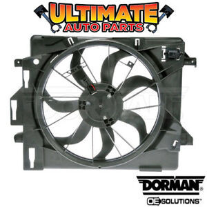 Details about Radiator Cooling Fan for 08-17 Dodge Grand Caravan
