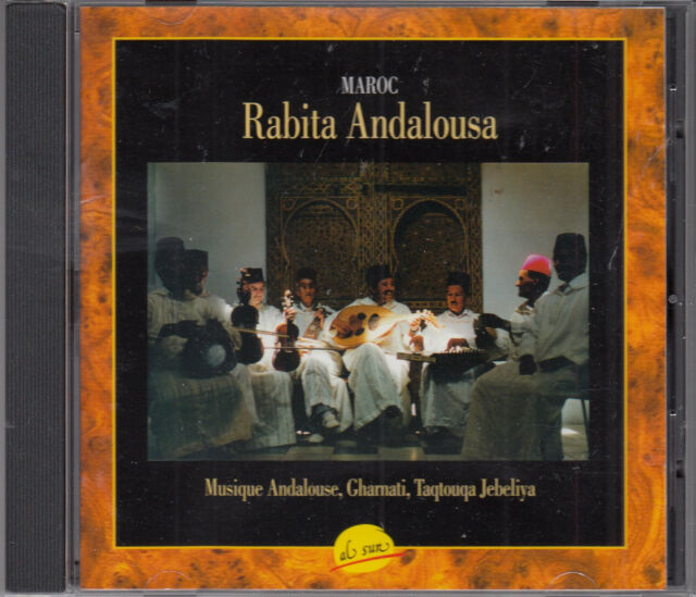 Rabita Andalousa Maroc Musique Andalouse Gharnati Taqtouqa Jebeliya Traditional