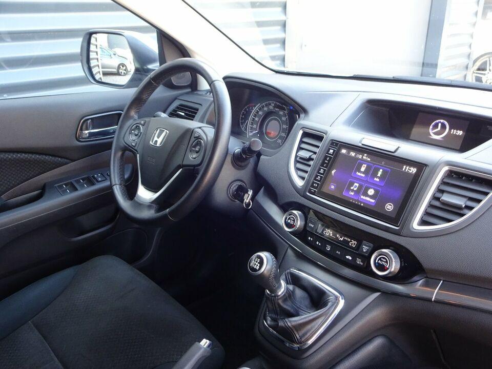 Honda CR-V 2,0 i-VTEC Elegance Benzin modelår 2015 km 76000