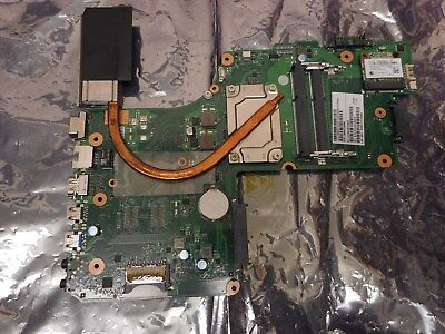 Toshiba Satellite C55D Laptop Motherboard AMD A4-5000 1.5GHz 6050A2556901-MB-A02