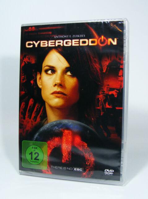 CYBERGEDDON DVD Film 2014 NEU und in Folie Missy Peregrym