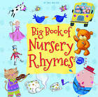 Big Book of Nursery Rhymes by Miles Kelly Publishing Ltd (Hardback, 2014)