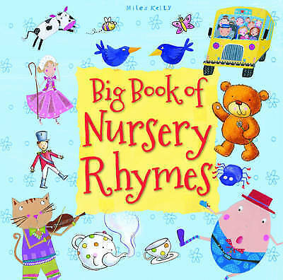 1 of 1 - Big Book of Nursery Rhymes