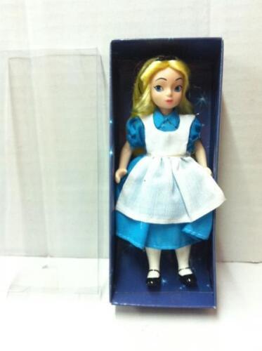 Disney Bambola Porcellana ALICE NEL PAESE DELLE MERAVIGLIE 16 cm
