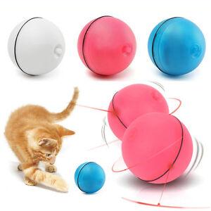 jouet chat boule