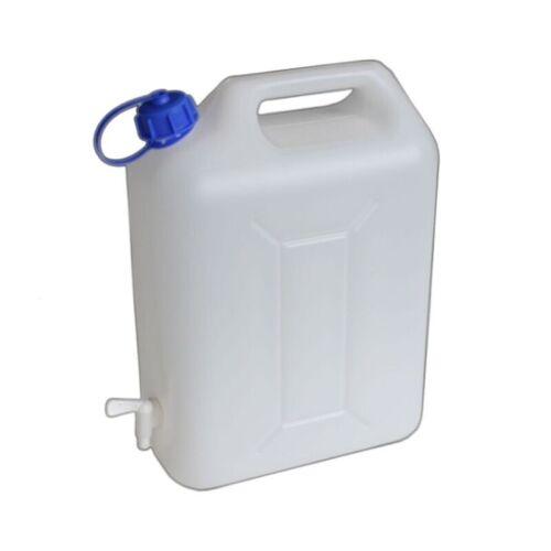 Camping 20 L bidons d/'eau eau potable bidons d/'eau Réservoir d/'Eau Distributeur d/'eau