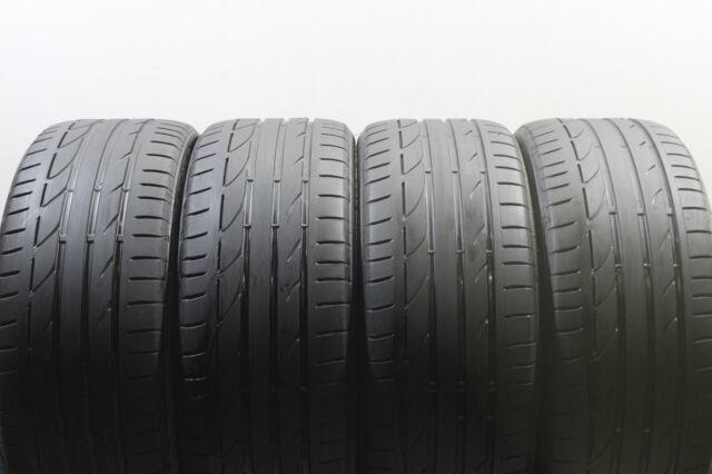 4x Bridgestone Potenza S001 225/40 R18 92Y XL, 5,5mm, nr 8970