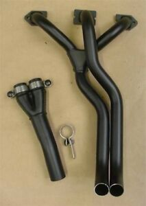 Austin-Rover-Mini-LCB-3-Branch-Sportex-Exhaust-Manifold-Suit-2-034-sys-inc-clamps