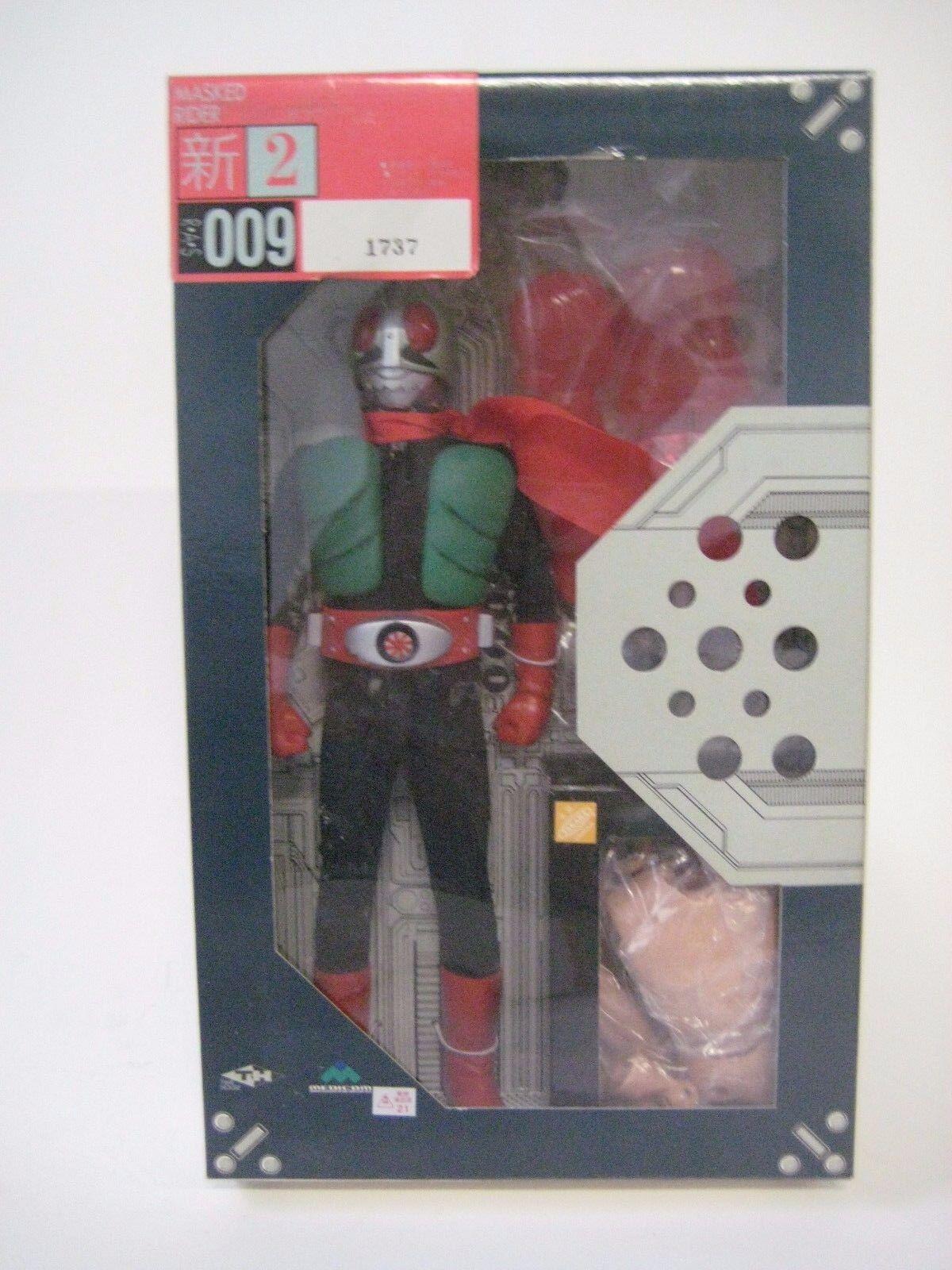 Masked Kamen Rider V2 RAS 009 RAH Medicom Real Action Heroes