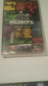 Wildboyz-Volume-One-2004-Unrated-New-2007-UMD-Video-For-PSP-Playstation