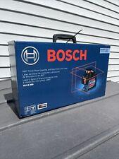 New Bosch 200 360 3 Plane Leveling Amp Alignment Line Laser Gll3 300g Bnip