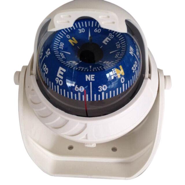 Big K LED ball compass Boat compass Marine Compass Compass Compass Navigati T4F8