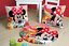 "Disney Minnie Mouse /""rêverie/"" Cross Stitch Cushion Kit"