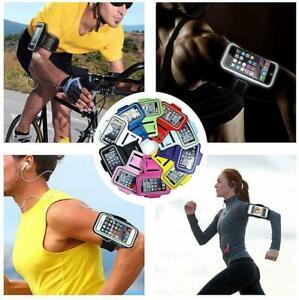 Universal Running Waistband Phone Holder Touchscreen Lightweight Waterproof UK