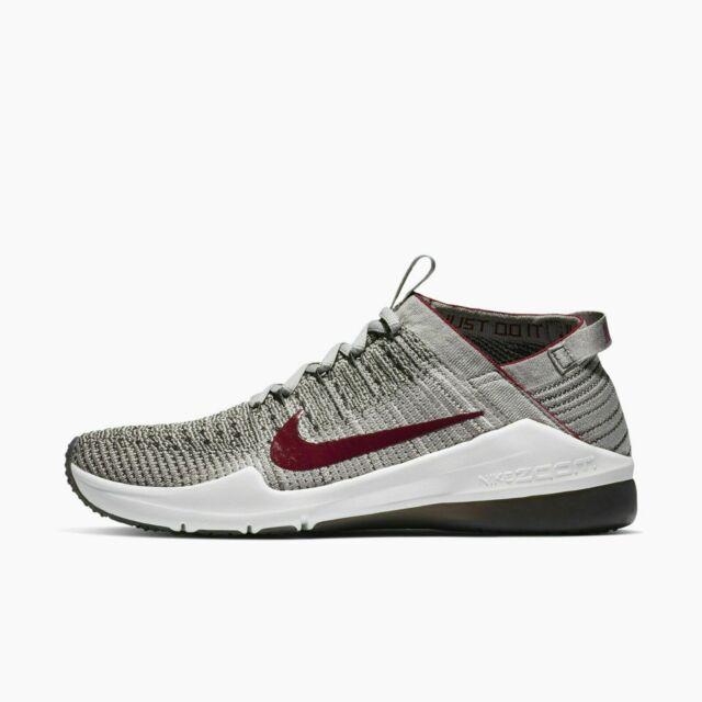 Nike Air Zoom Fearless Flyknit 2 Women Trainers (6.5 11) Grey Berry AA1214 003