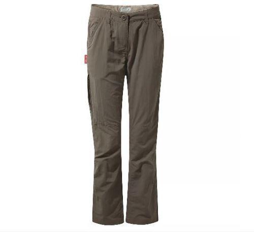 Craghoppers Nosilife insetti abweisende Pantaloni Donna UPF 50 leggermente UVP 99,95