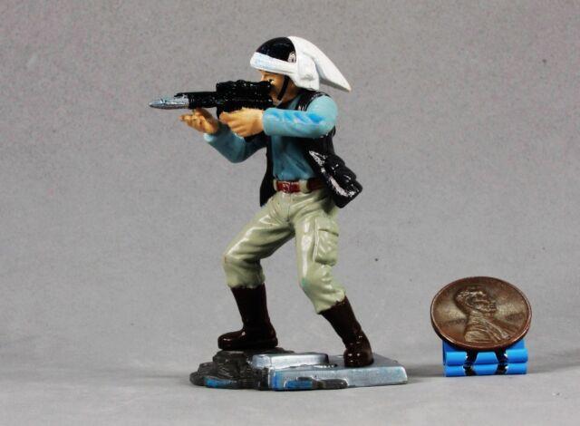 Hasbro Star Wars 1:32 Toy Soldier Figure ELITE CLONE TROOPER COMMANDER GREE S65
