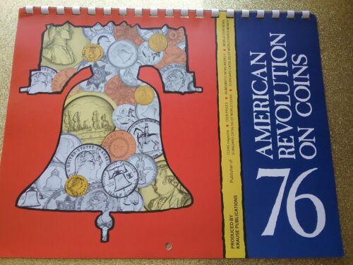 American Revolution On Coins 1976 Calendar RARE//VTG//HTF