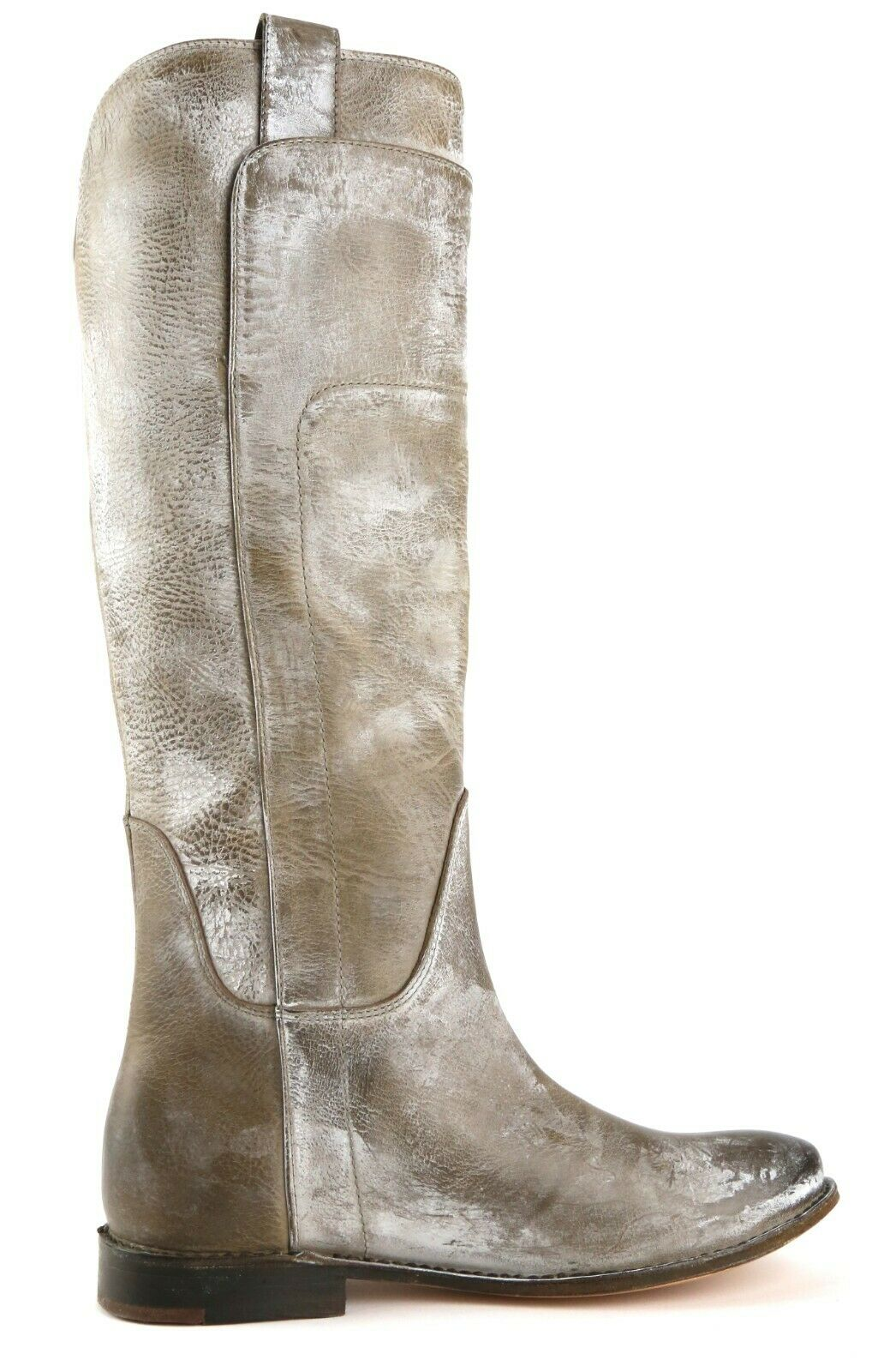 Frye Womens Grey Paige Paige Paige Tall Riding Boots Sz 5.5 B 1295 942024