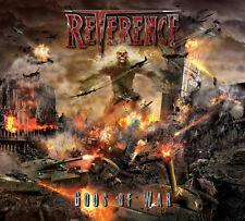 REVERENCE - GODS OF WAR - SAVATAGE, RIOT V, TOKYO BLADE