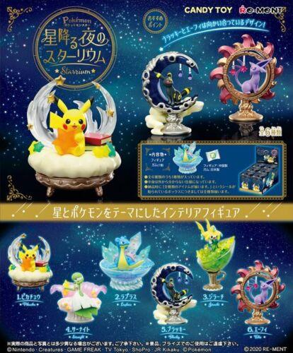 Pokemon Starrium Star Terrarium Collection PIKACHU by RE-MENT USA Fast Ship!