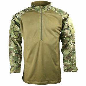 UBACS-Tactical-Fleece-Under-Armour-Shirt-Combat-Army-Outdoor-Security-Airsoft
