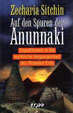 AUF DEN SPUREN DER ANUNNAKI - Zecharia Sitchin BUCH - KOPP VERLAG - NEU