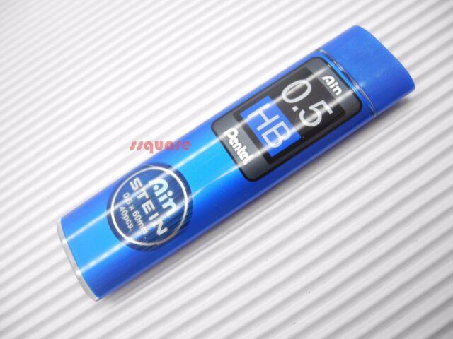 Pentel Graphgear mechanical pencil 0.5mm pencil lead AIN HB 0.5mm