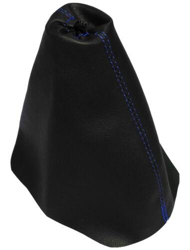 bleues pour Peugeot 3008 5008 2009-2016 Soufflet de levier de vitesse noir c
