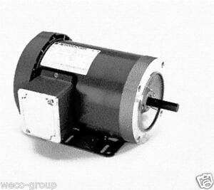 D393 1 hp 3600 rpm new marathon electric motor ebay for Facts about electric motors