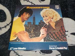 Strass-Laserdisc-Ld-Sylvester-Stallone-Dolly-Parton-Ordini