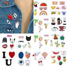 Pretty Cute Creative Collar Pins Badge Corsage Cartoon Brooch Jewelery
