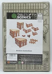 Ttcombat-Sci Fi gothique-Orc Grub /'n/' GROG ttscw-SFG-065