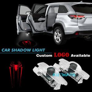 Car Door The Venom Spider Spider-man Courtesy Projector Laser Ghost Shadow Light