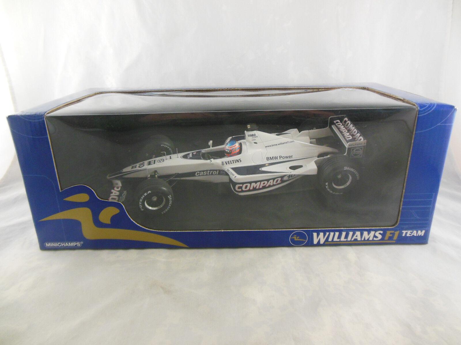 Minichamps 180 000030 2000 WILLIAMS FW22  10 Jenson BUTTON Brésil GP 1 18