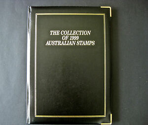 Collection-of-1999-Australian-Stamps-Executive-YearBook-NEW-as-issued-by-AP