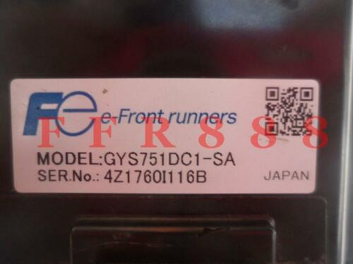 USED FUJI Servo Motor GYS751DC1-SA Tested