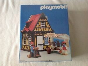 Playmobil-House-3455-3440-3441-3442-3443-3444-3445-3446-3447-3448-3449-new