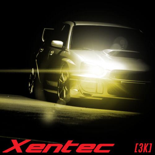 XENTEC 9006 HB4 LED headlight Kit Cree 60W 6000K 7600LM bulbs Pair white