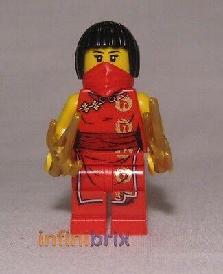 LEGO NEW LOT OF 25 DARK RED NINJA NINJAGO BANDANAS PARTS