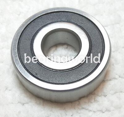 6008-2RS 40 x 68 x 15 ATV Wheel Bearing 2 Ball Bearings