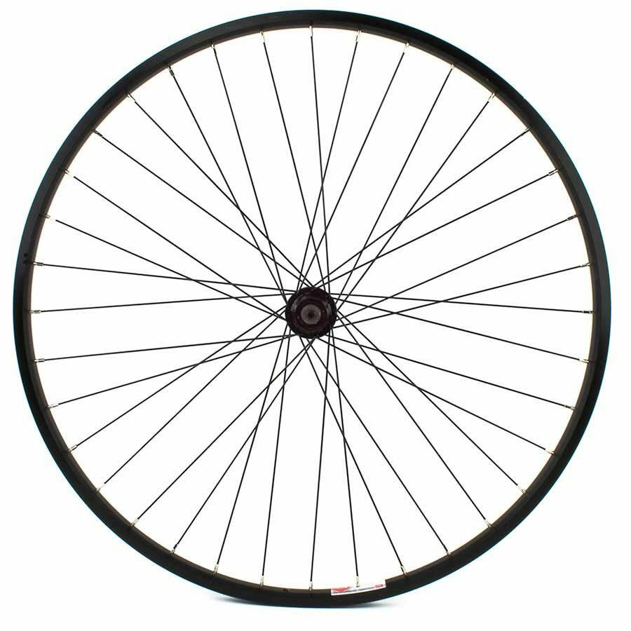 Sta-Tru 700X35 Rear 6-8Sp UCP Blk ST735 36h Rim with  UCP spoke KT Alloy ATB 135m  outlet online store