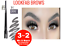 thumbnail 16 - LOOKFAB Eye Brow Definer & Brush Pencil Duo Double Ended Eyebrow Definer Brow