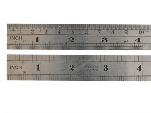 environ 99.06 cm Fisher FIS39 F39ME Acier Règle 1 mètre//39 in