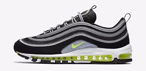 the latest b6dd9 8c193 Details about NIKE AIR MAX 97 JAPAN OG Black-Volt-Silver retro running  training sneakers new