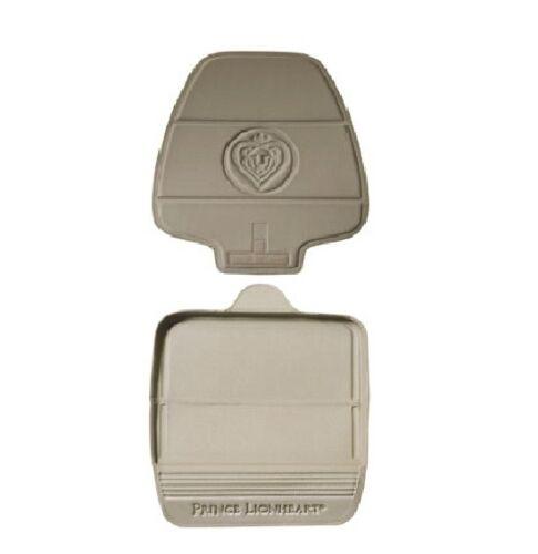 Prince Lionheart Car Seat Saver Protector Pad//Mat-Beige//Tan
