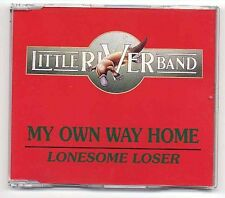 Little River Band Maxi-CD My Own Way Home - German 2-track CD - Edel EDL 2674-5