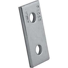 Unistrut P1065 Parallel Unistrut Splice Plate 1-5/8 x 3-1/4 Zinc Finish 2-Hole ( Pack Of 3 ) Mississauga / Peel Region Toronto (GTA) Preview